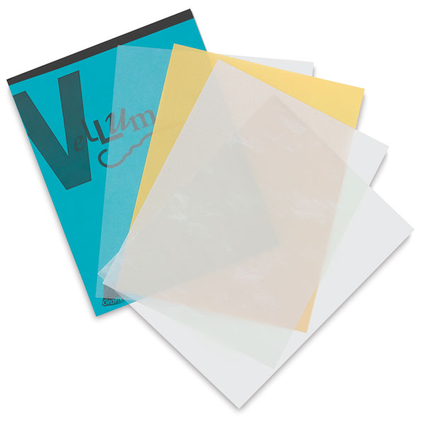 Assorted, Pkg of 40 Sheets