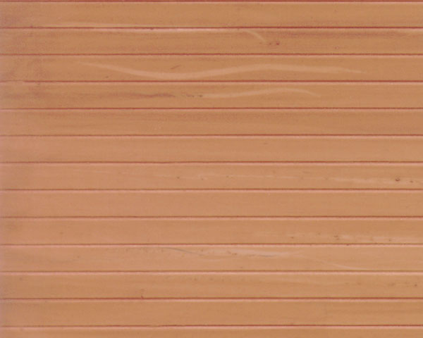 Example of painted Wood Planking, 5/32""