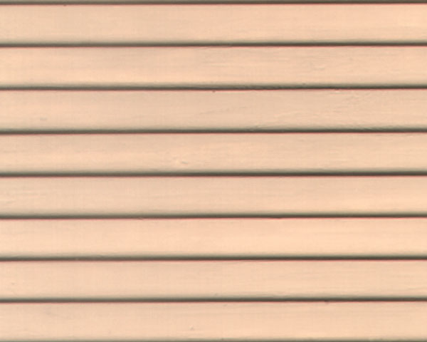Example of painted Clapboard Siding, 1/4""