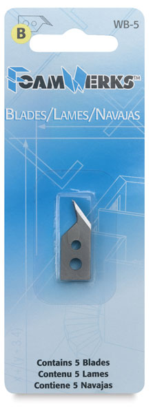 Replacement Blade B, Pkg of 5