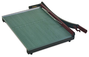 "StakCut Green Board Paper Trimmer, 24"" Cut"
