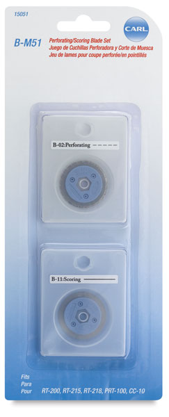 Decorative Replacement Blade, Set of 2