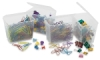 Acco Jumbo Pack of Clips and Pins
