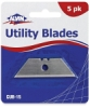 Spare Blades, Package of 5