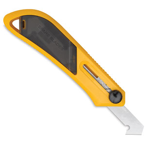 Retractable Plastic and Laminate Cutter