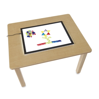 Illumination Light Tablet (Table and Colored Shapes Not Included)