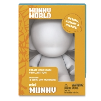 Reusable Mini MUNNY with 3 Wipe-Off Markers