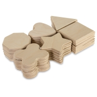 Walnut Hollow Mini Wooden Plaque Assortments