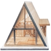 Sample Project, A-Frame Cabin Kit