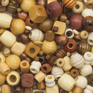 Polished Natural Beads