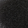 Black Indian Seed Beads
