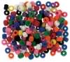 Velvet Pony Beads, Bag of 160