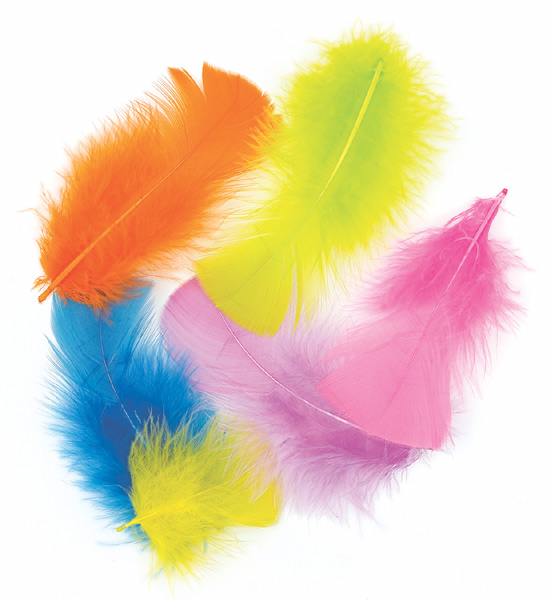 Maribou Feathers