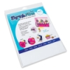 White Shrink Film, 6 Sheets