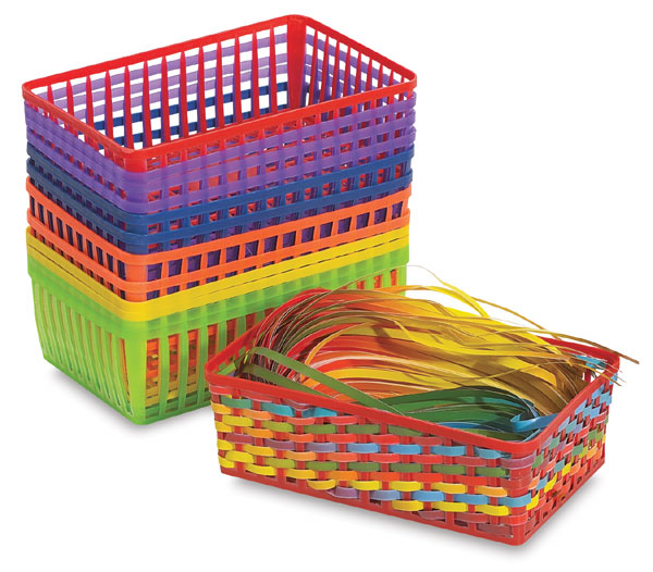 Weaving Baskets Class Pack, 12 Pk