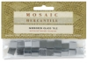 Mosaic Square Mirror Tiles, Pkg of 25