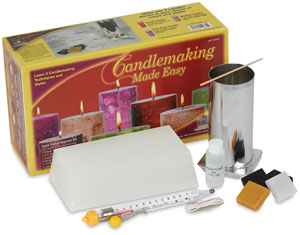 Pillar Candlemaking Kit