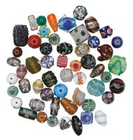 Picard Classic Glass Trade Bead Assortment