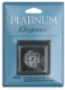 Platinum Jump Ring, Pkg of 16