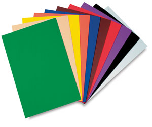 Multicolord Sheets, Pack of 20