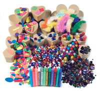 Creativity Street Papier M&#226ch&#233 Decorating Kit