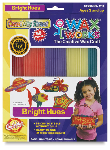 Bright Hues, Set of 50
