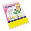 Colored Shrink Film, Yellow
