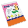 Colored Shrink Film, Orange