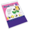 Purple Shrink Film, 6 Sheets
