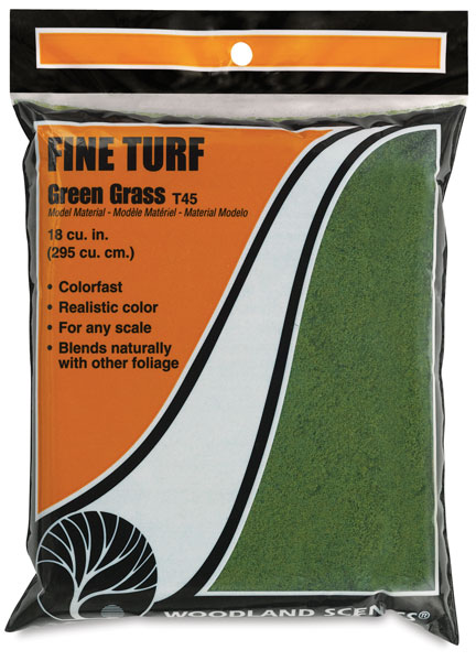 Green Grass, Fine Turf