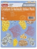 Creature and Animals Value Pack, 96 Sheets