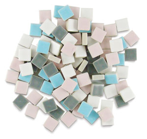 Pastel Ceramic Tile Mix