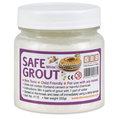 Stone by Stone Safe Grout