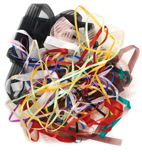 Ribbon Assortment (Colors May Vary)