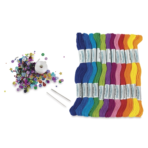 Zenbroidery Trim Kit, Rainbow