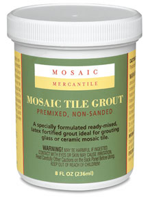 Pre-mixed Tile Grout, White