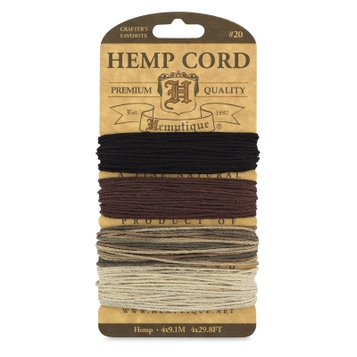 Earthy Colors Cards, 20 lb