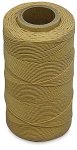 Tan Waxed Thread