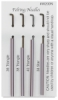 Felting Needles, Pkg of 4