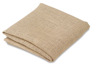 Natural Burlap, 1 Yard