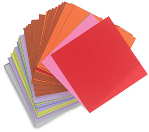 "Origami Paper Class Pack, 4"" × 4"", Pkg of 500"