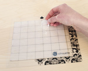 Stamp Material, Pkg of 3 (Cutting Mat Sold Separately)