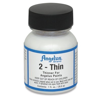 2-Thin Leather Paint Thinner