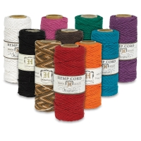 Hemptique Hemp Cord Spools