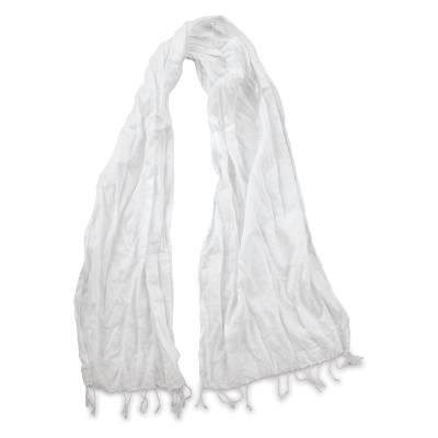 Natural Cotton Scarf