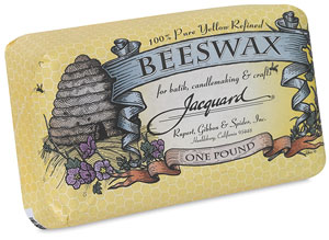 Beeswax, 1 lb Block
