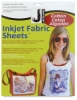 Jacquard Cotton and Silk <nobr>Inkjet Fabric Kit</nobr>