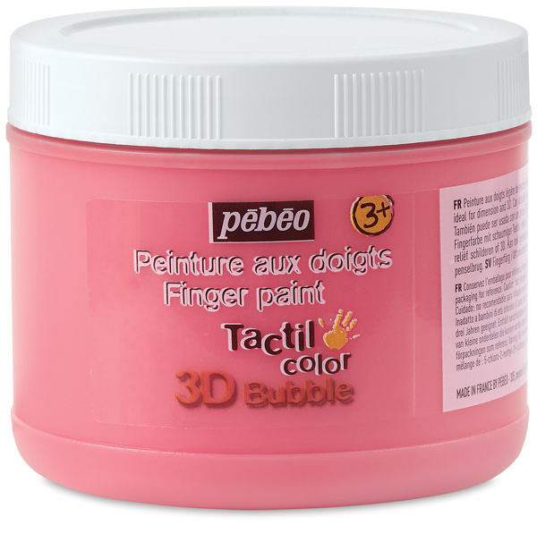 Tactilcolor 3D Bubble Finger Paint