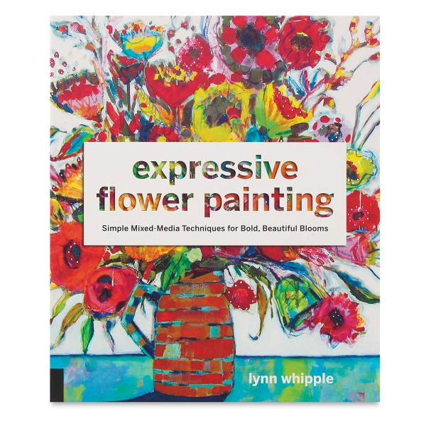 Expressive Flower Painting
