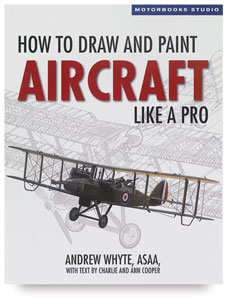 How to Draw and PaintAircraft Like a Pro
